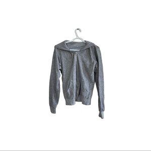 Bella Canvas Zip Up hoodie